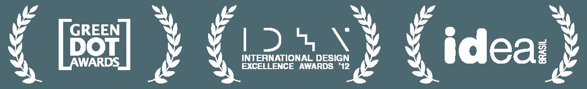 Nucleário projeto mundialmente premiado IDSA IDEA